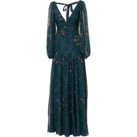 Narcissa Dress Enchanted Floral