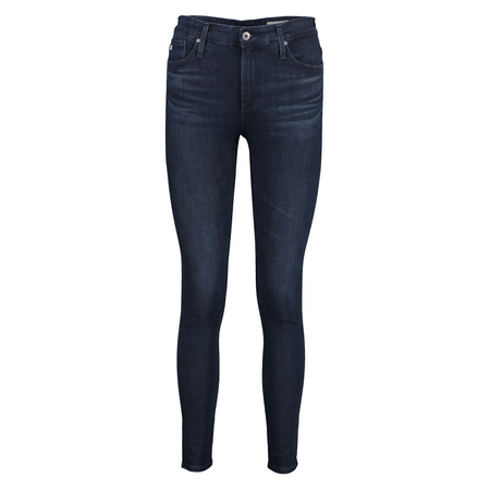 Chrissy Ankle Ultra High Rise Skinny Lagunita