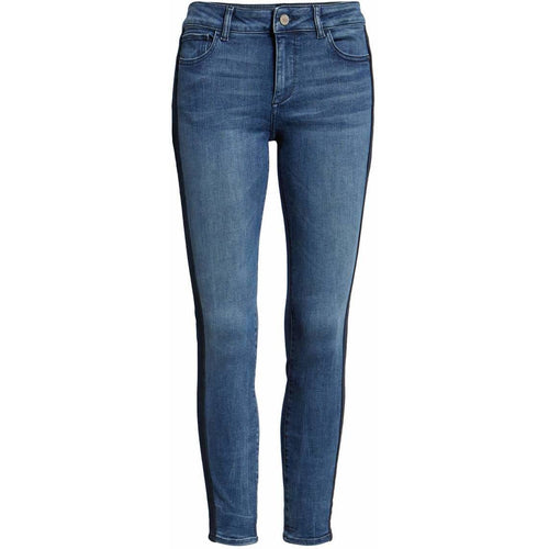 Florence Mid-Rise Ankle Skinny Pescadero
