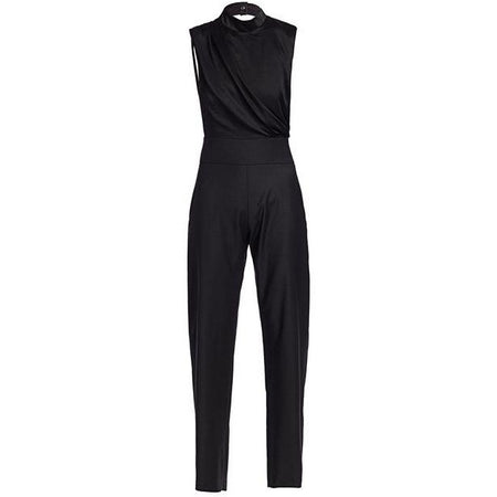 Tillson Jumpsuit Black Multi