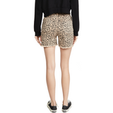 Hepburn Shorts High Rise Wide Leg Catwalk