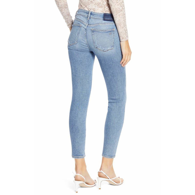Florence Ankle Mid Rise Skinny Edison