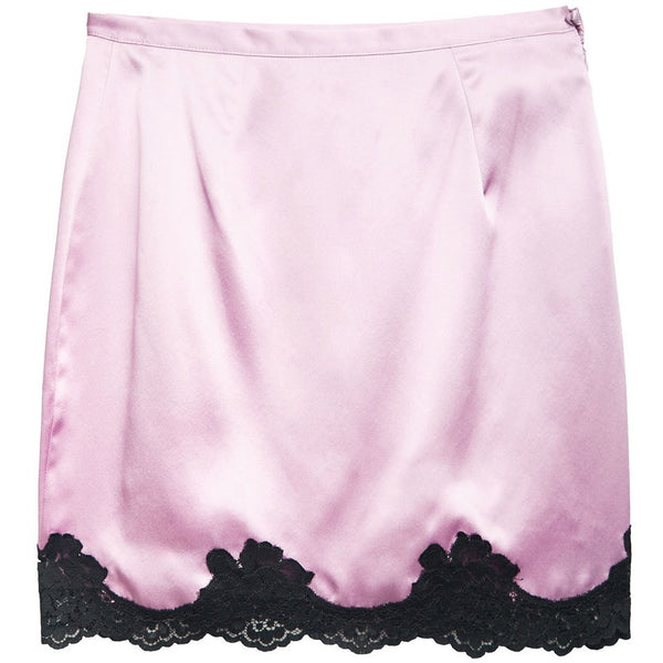 James Lace Skirt Sweet Pea