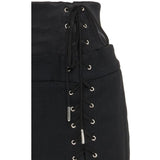 Corset Lace Up Pant