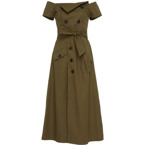 Jensen Canvas Dress