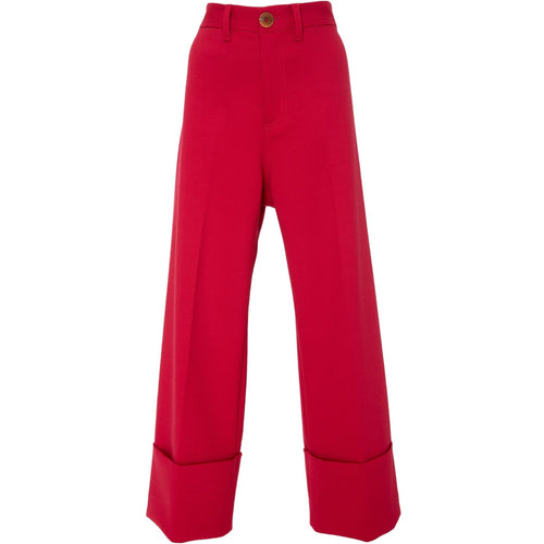 Wool Tradition Classic Cuffed Pant