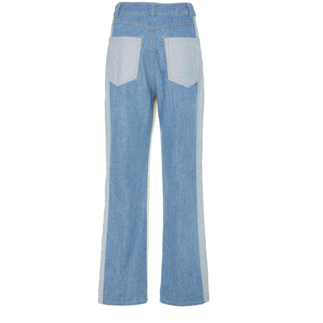 Deja Color Blocked Jean