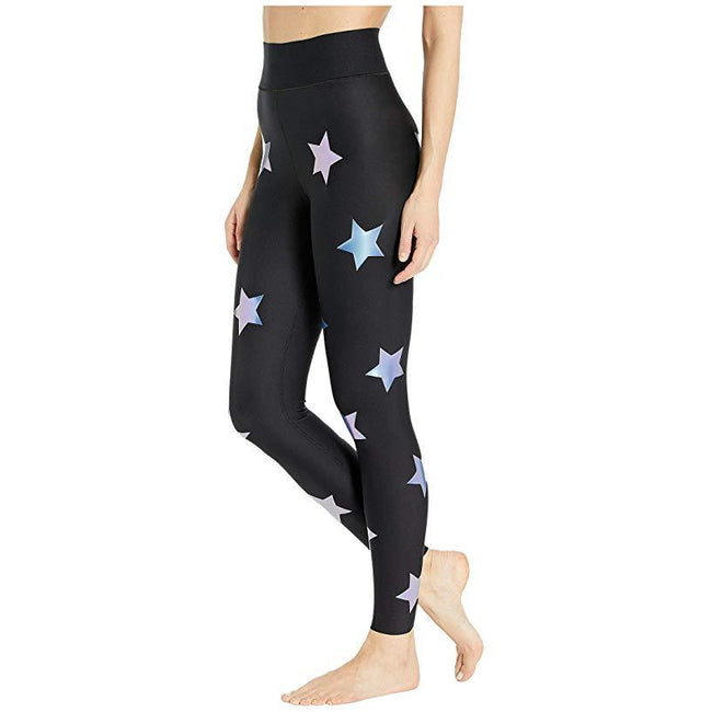 Ultra High KO Legging Nero Holograph