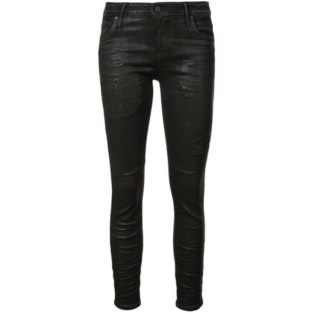 Olivia High Rise Slim Ankle Jean