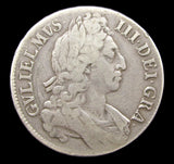 William III 1696 Crown - Fine