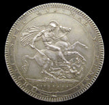 George III 1819 Crown - NEF