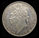 George IV 1821 Crown - GEF