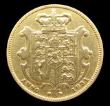 William IV 1831 Sovereign - Fine