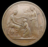 1851 Great Exhibition 77mm Prize Medal - By Wyon