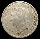 Australia 1880 Melbourne International Exhibition Silver Medal - By Stokes