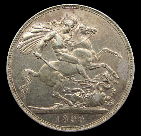 Victoria 1890 Crown - GVF