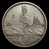 1897 Diamond Jubilee Army & Navy 51mm Medal - By Bowcher