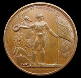 1814 Battle Of Toulouse 41mm Medal - By Brenet