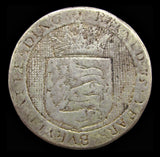 c.1632 King Henry I Silver Counter - By De Passe
