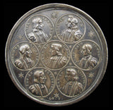 1688 Archbishop Sancroft & The 7 Bishops Struck Silver Medal