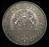 1897 Victoria Diamond Jubilee 76mm British Empire Medal - By Bowcher