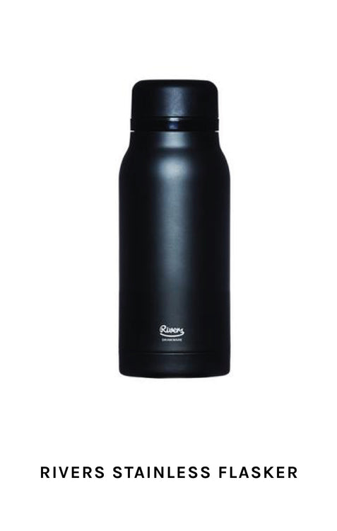 RIVERS STAINLESS BOTTLE FLASKER