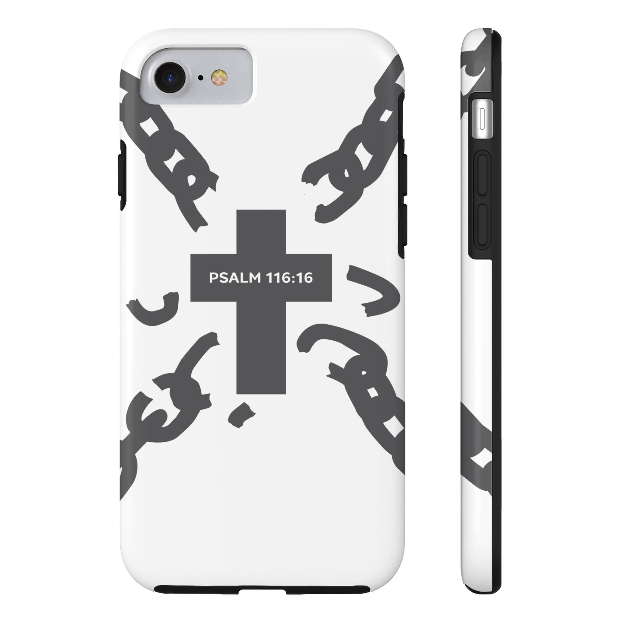Broken Chain Case·Mate Tough iPhone X, 8(Plus), 7(Plus) Case