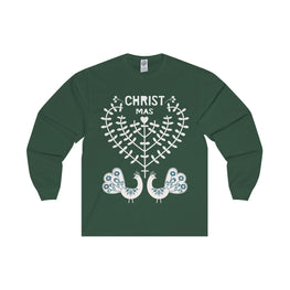 Christ-mas Long Sleeve Tee