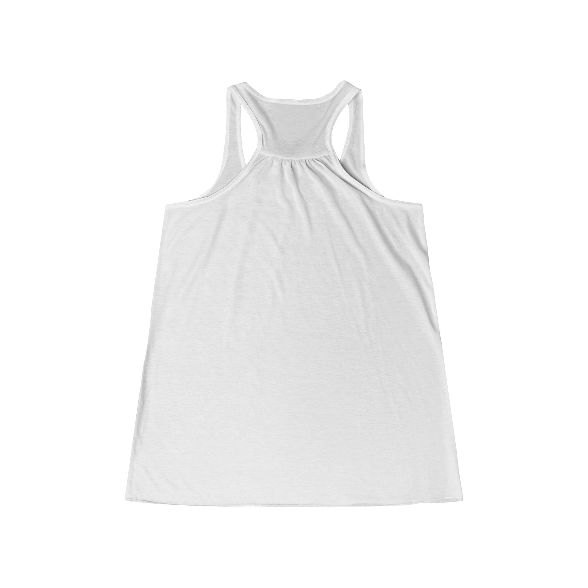I Want: Women's Flowy Racerback Tank