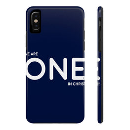 We Are One in Christ Case·Mate Tough iPhone X, 8(Plus), 7(Plus) Case