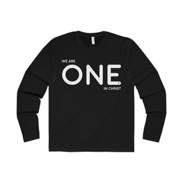 We Are One in Christ Long Sleeve Tee