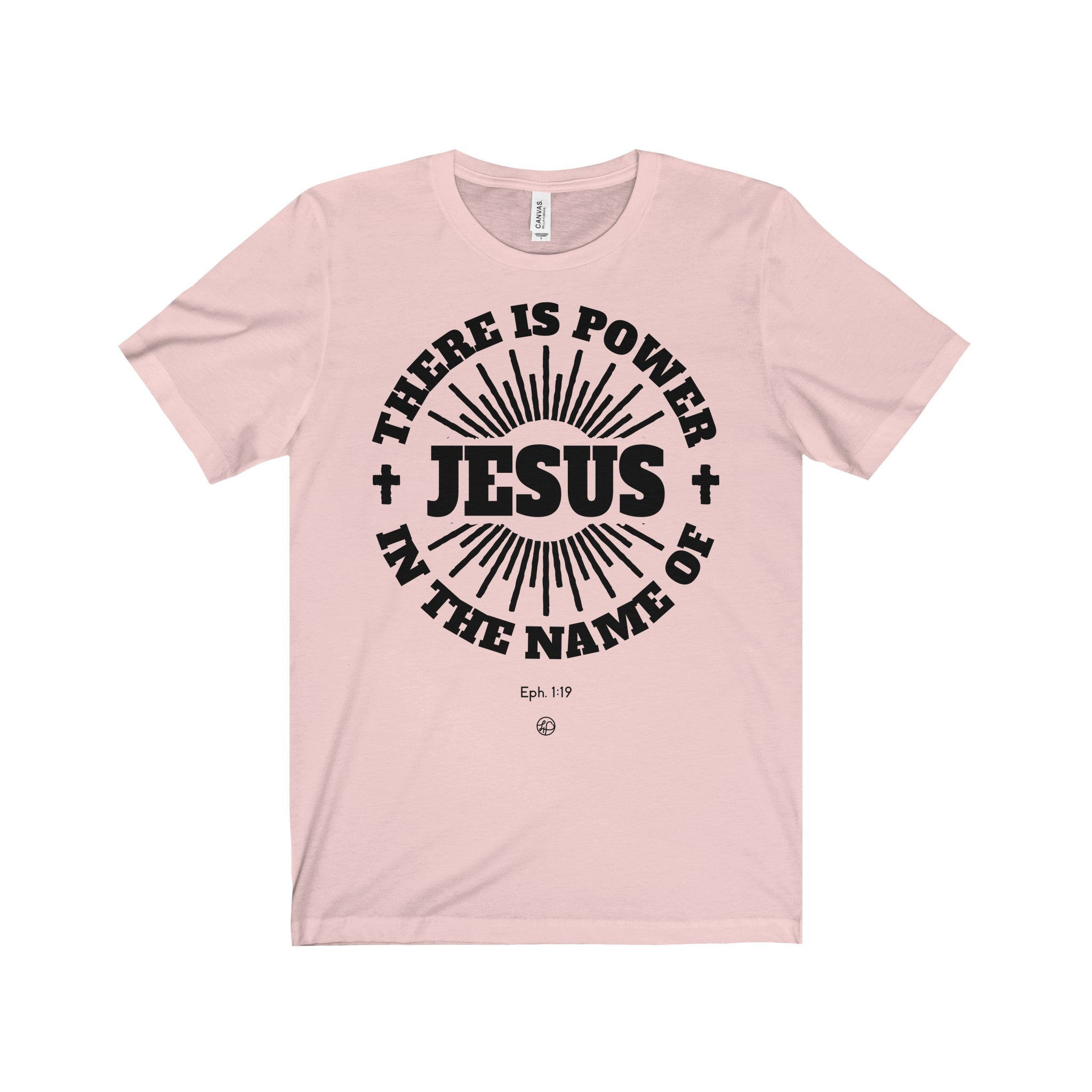 There Is Power In the Name of Jesus Tee