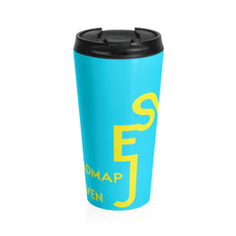 The Roadmap to Heaven Stainless Steel Travel Mug