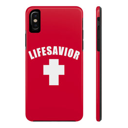 LifeSavior Case·Mate Tough iPhone X, 8(Plus), 7(Plus) Case