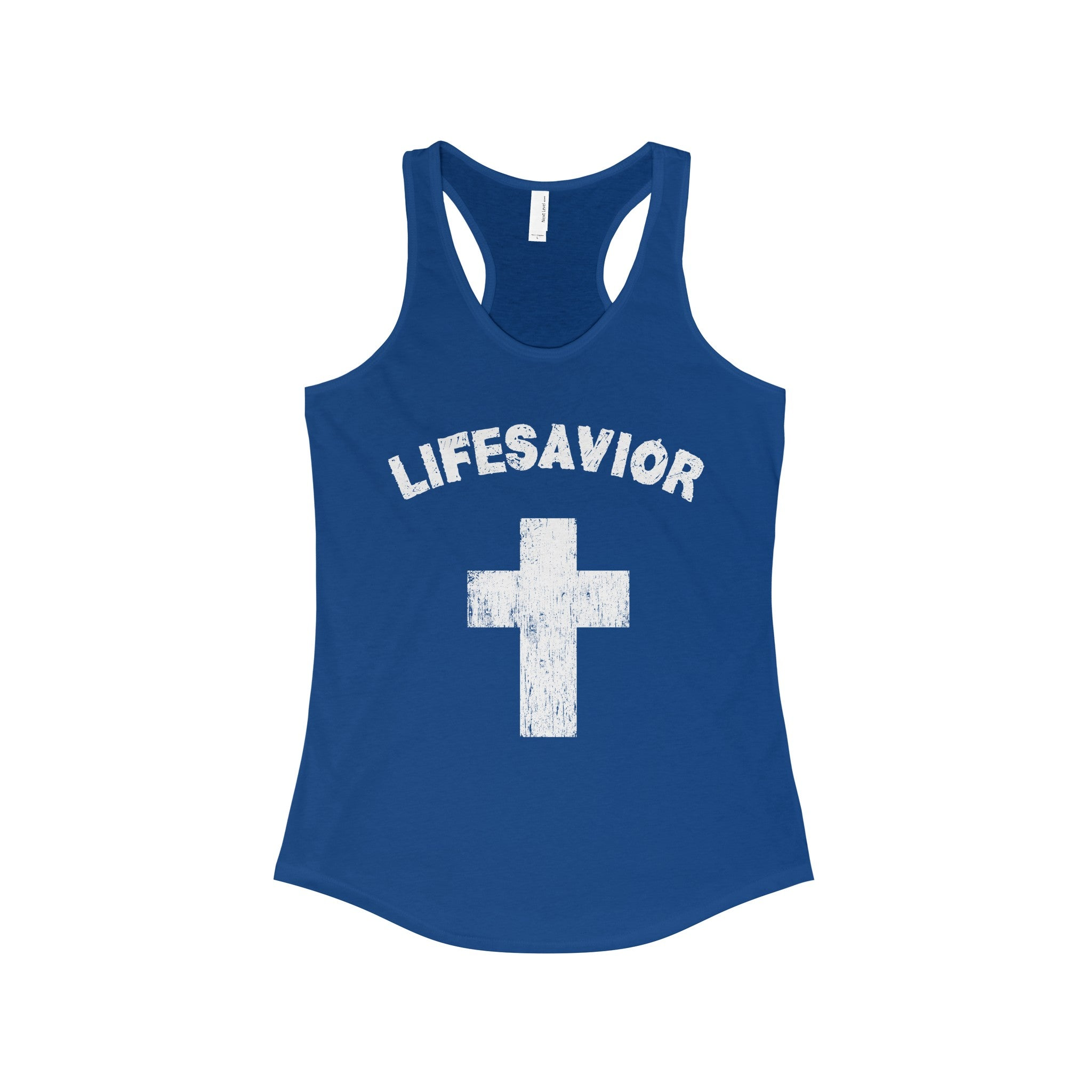 LifeSavior Women's Racerback Tank