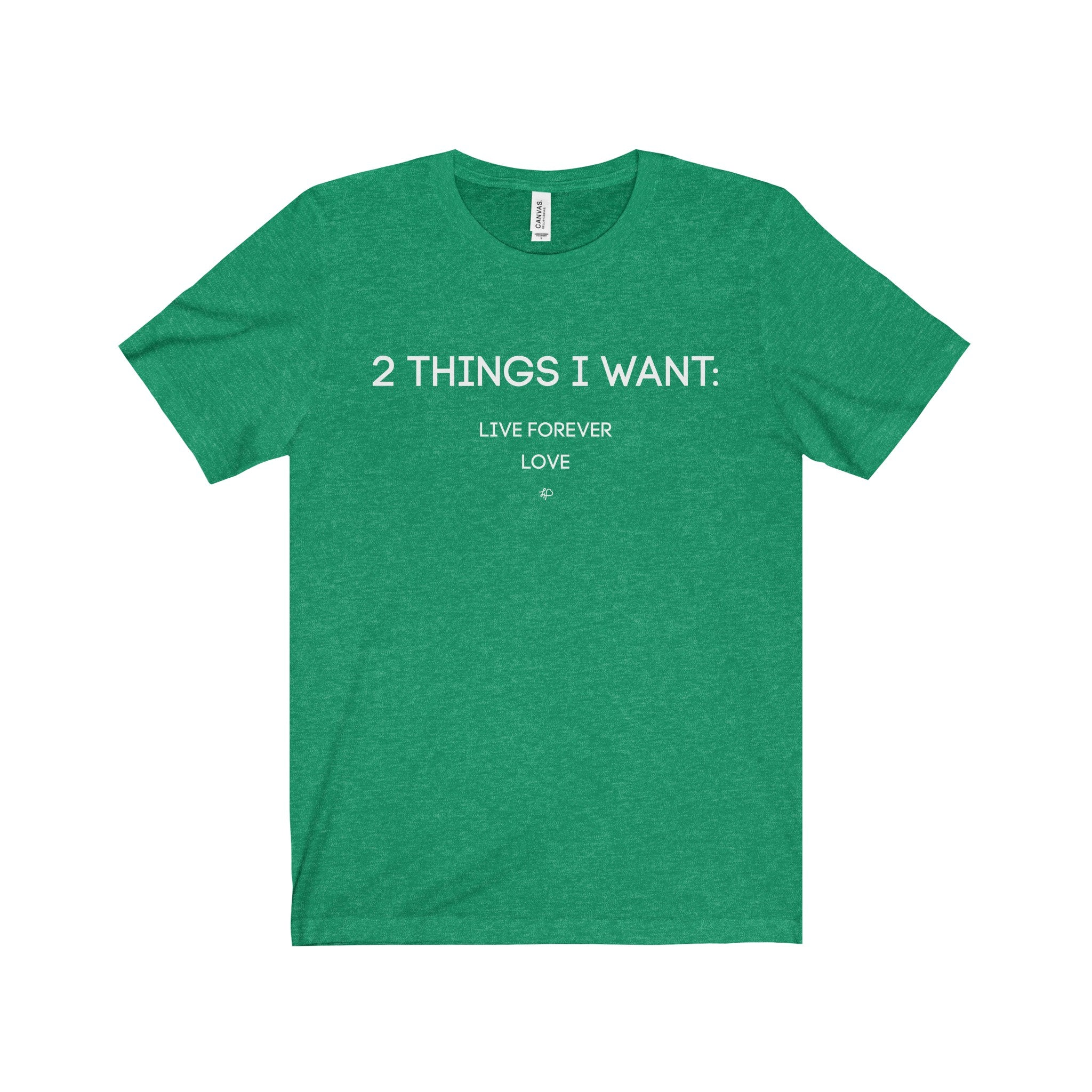2 Things I Want: Tee