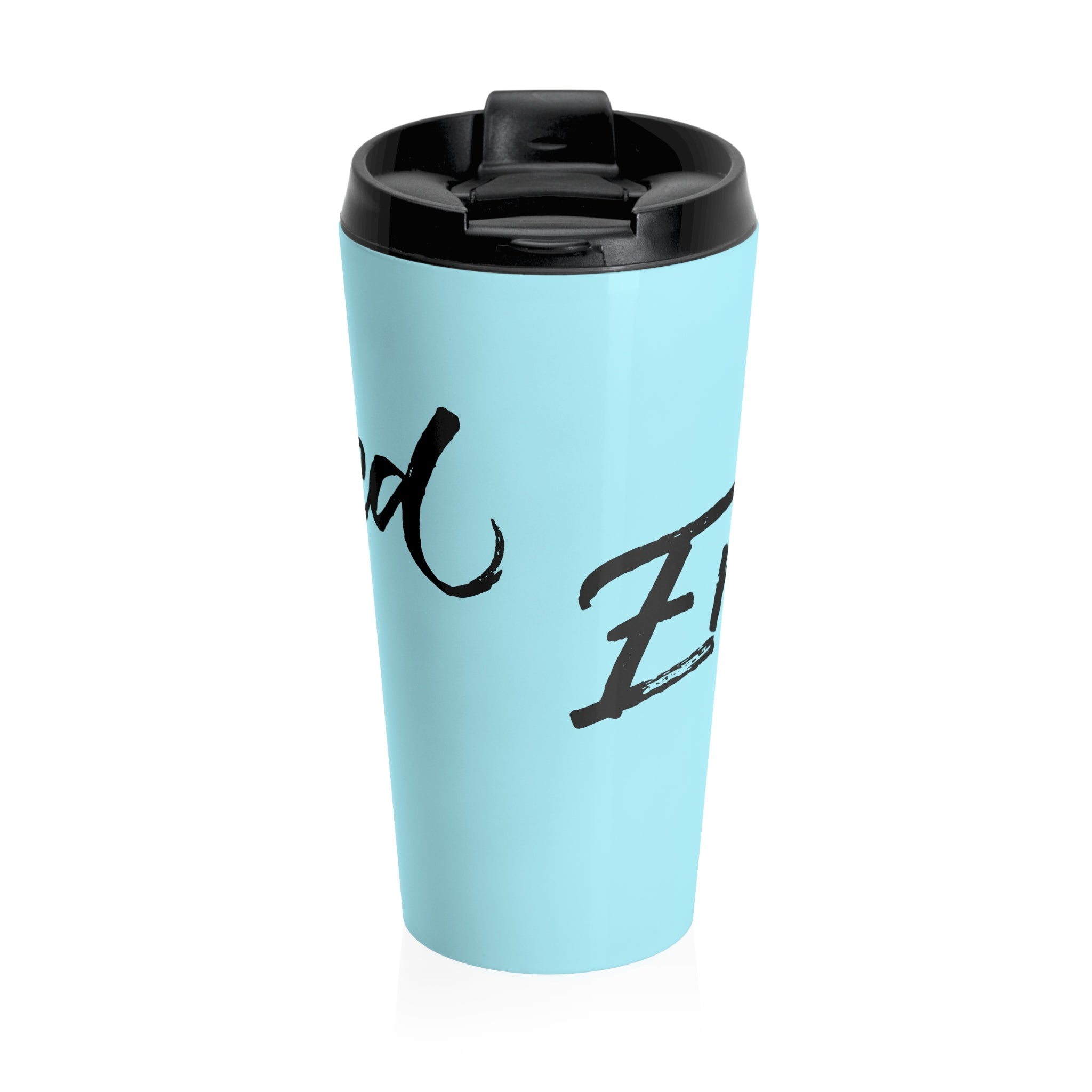 Empowered Stainless Steel Travel Mug