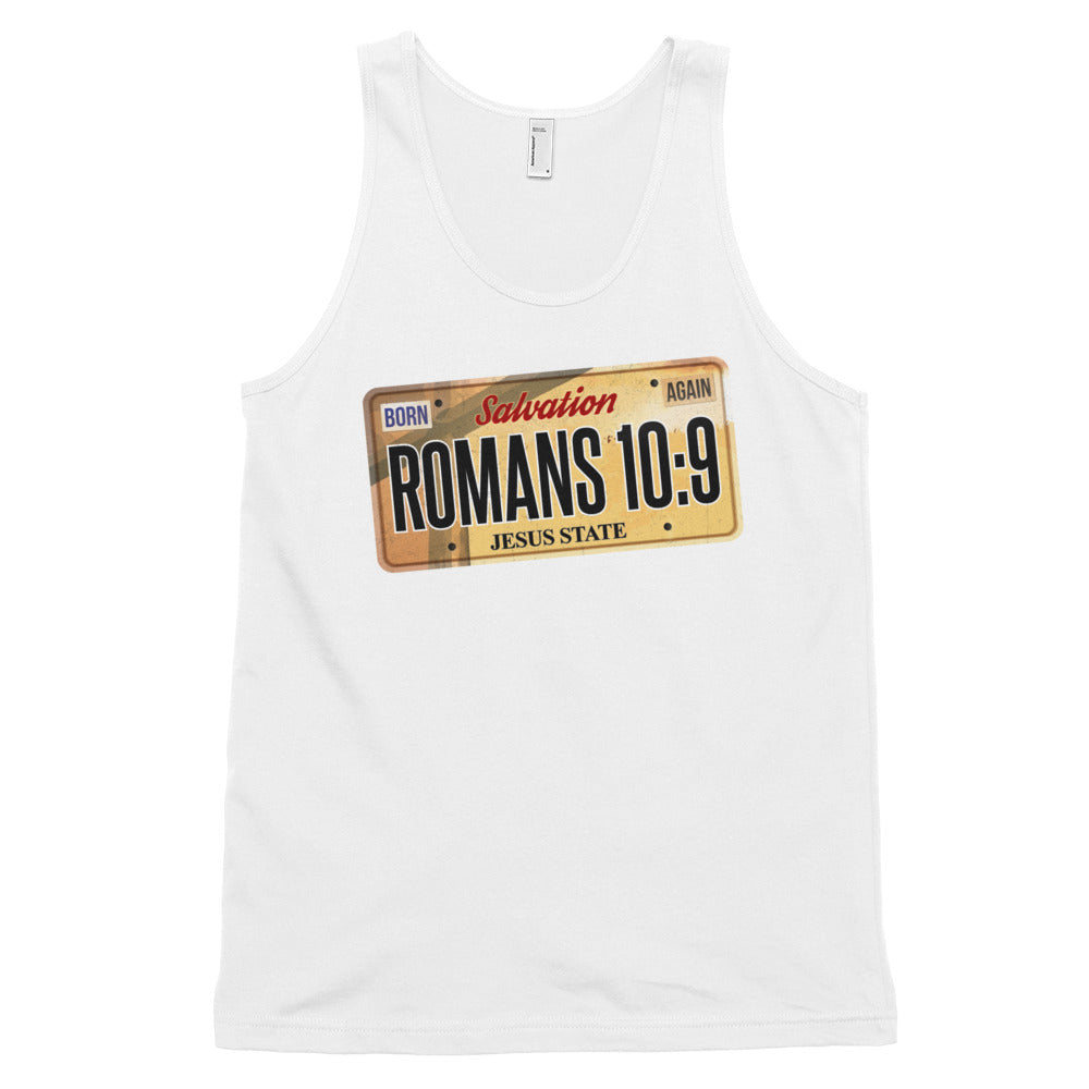 Salvation Tank Top