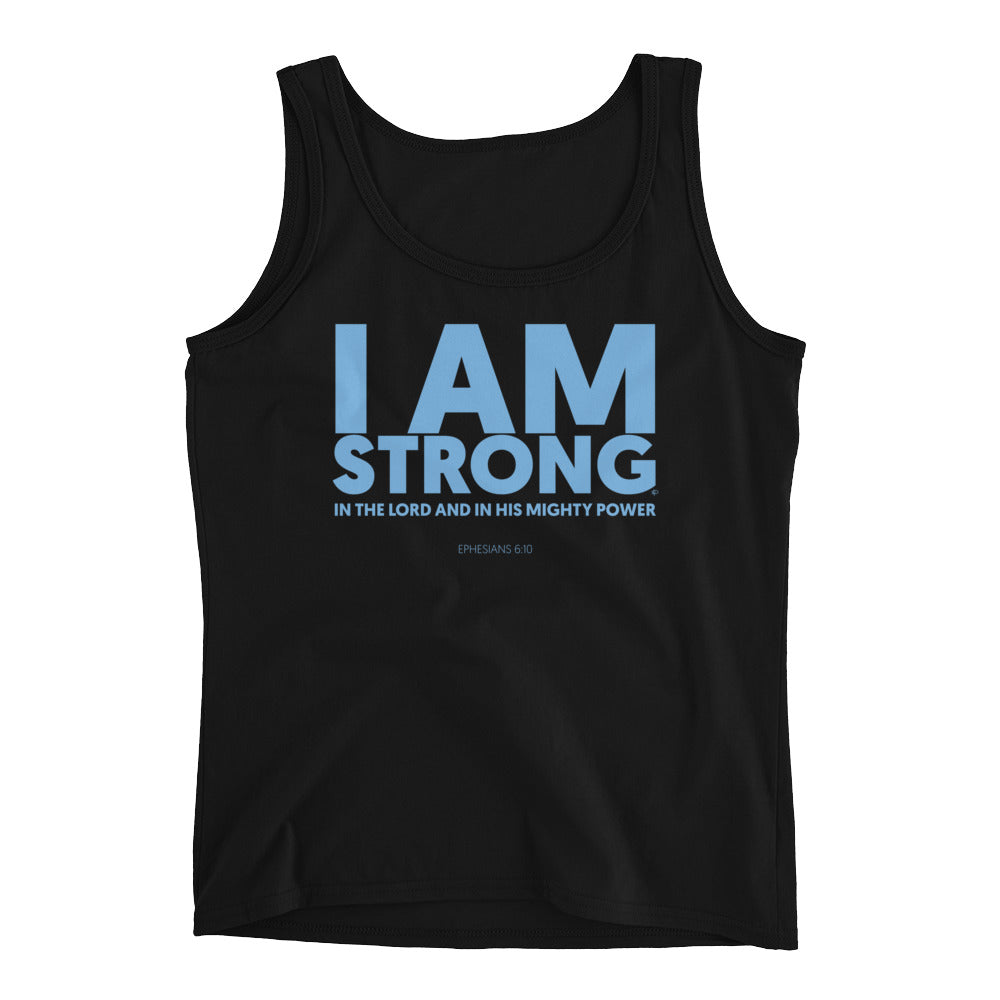 I Am Strong Women's Tank Top