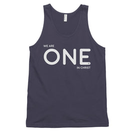 We Are One in Christ Tank Top