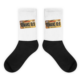 Salvation Socks