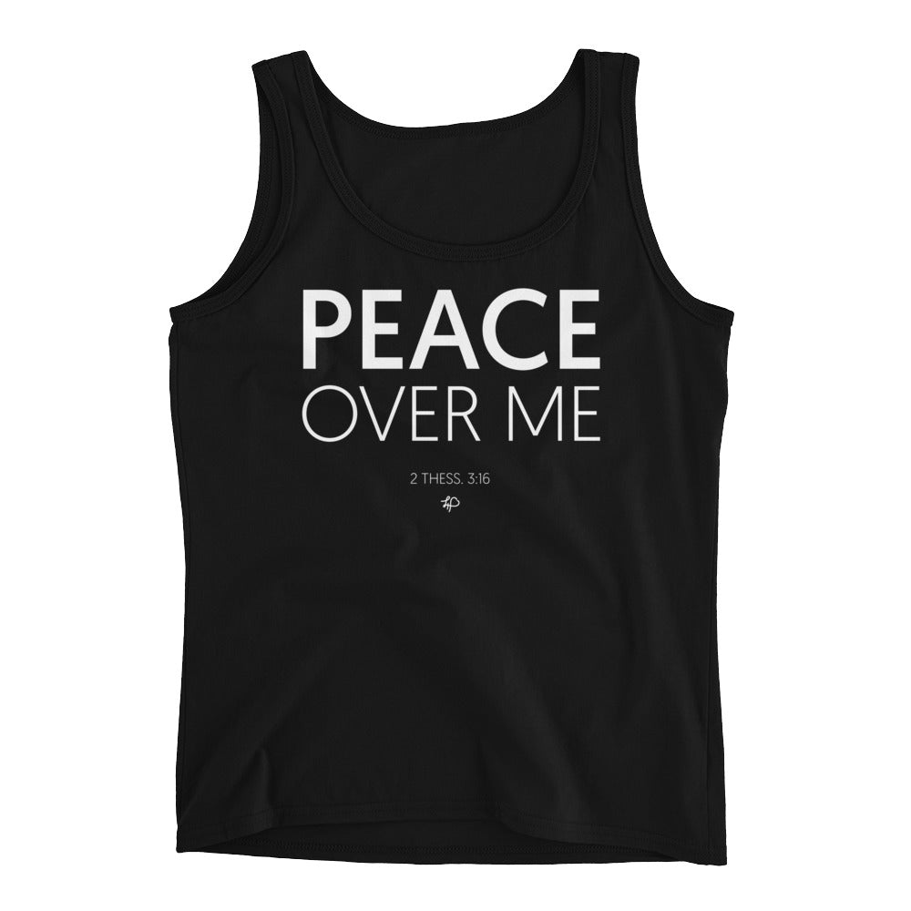 Peace Over Me Women's Tank Top