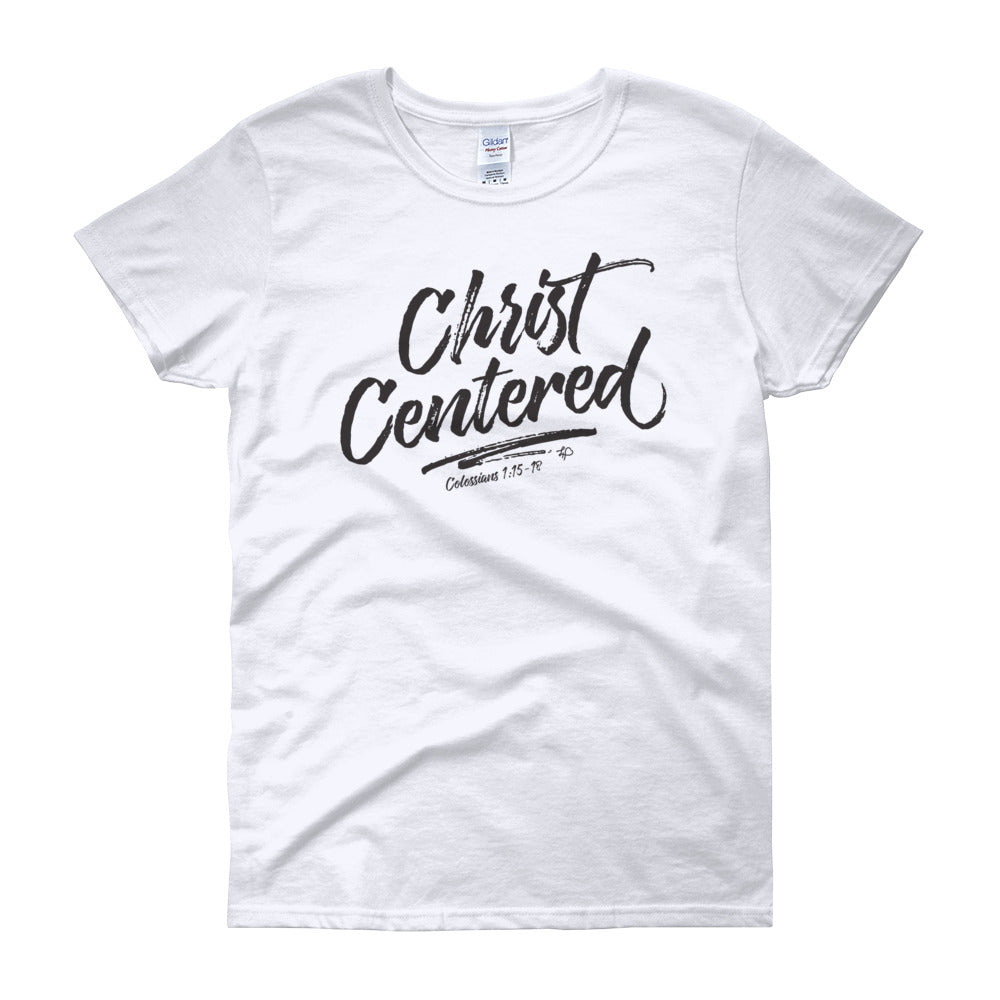 Christ Centered Women's Tee
