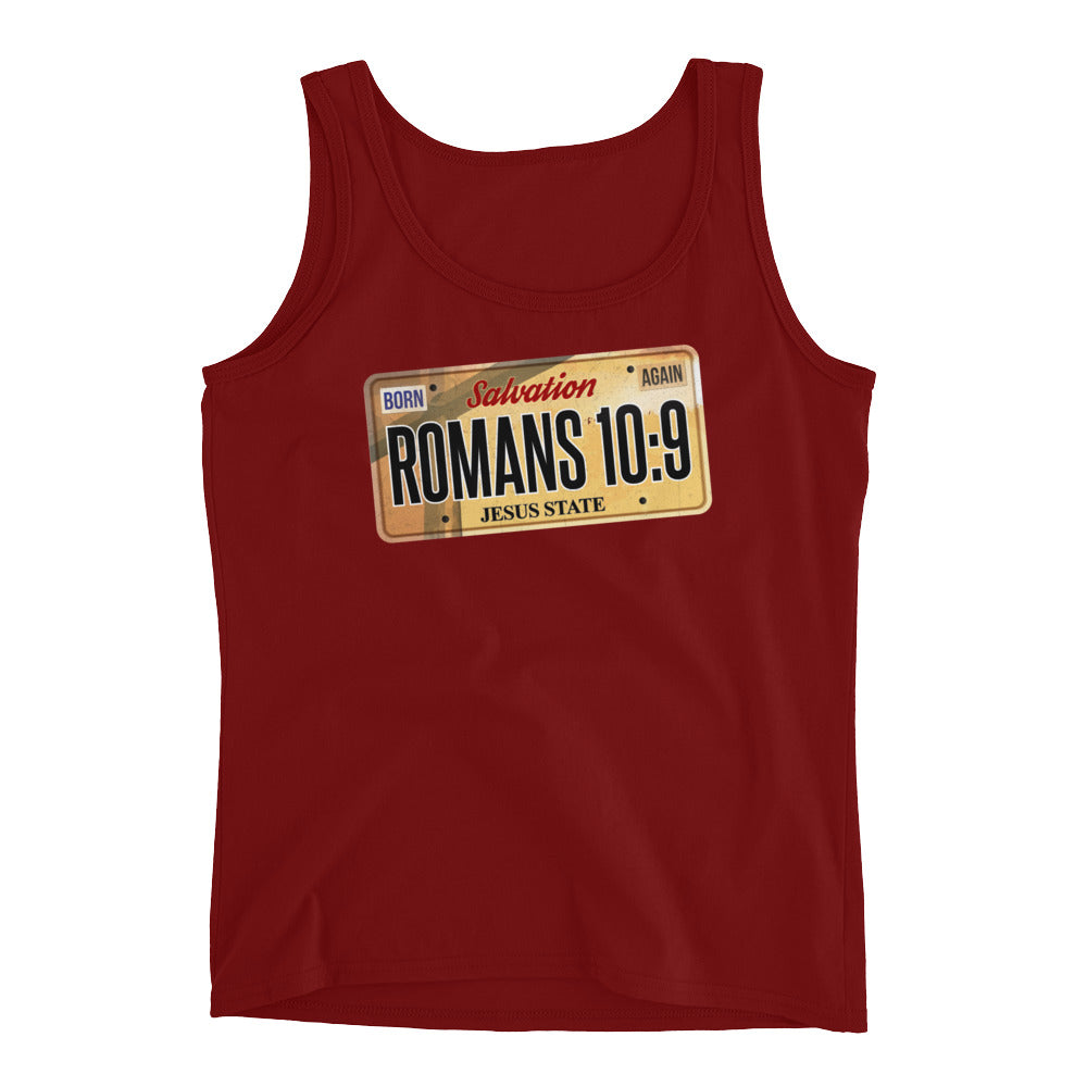 Salvation Women's Tank Top