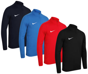 Nike Men's Academy 16 Dri-Fit Quarter Zip Midlayer Training Top
