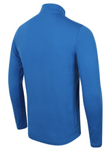 Nike Men's Academy 16 Blue Dri-Fit Quarter Zip Midlayer Training Top
