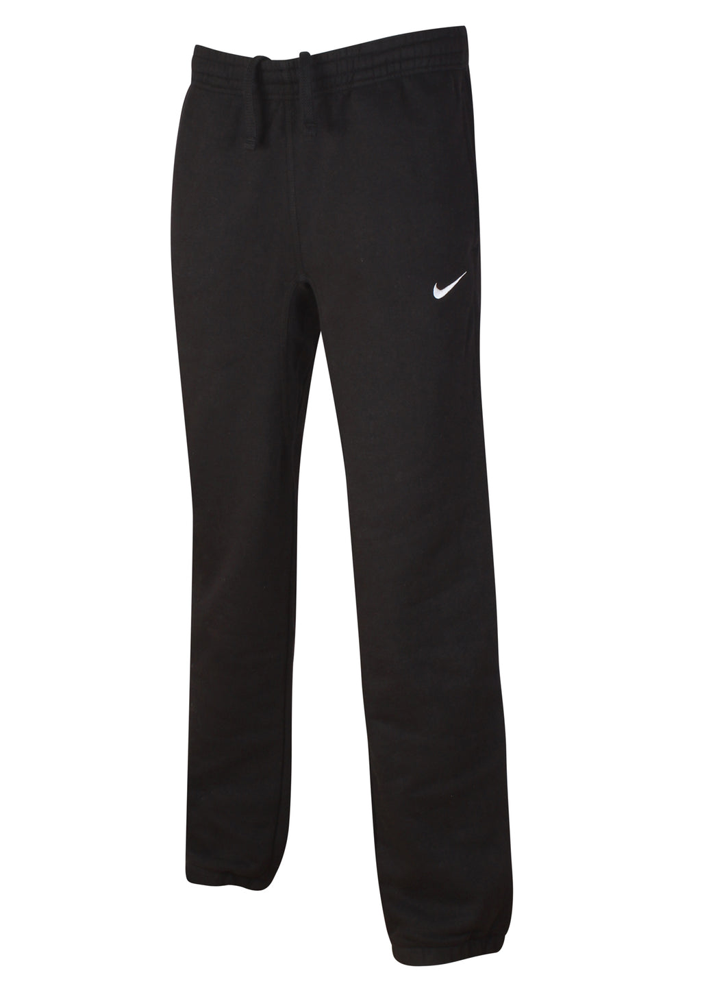 Nike Men's Club Black Fleece Tracksuit Bottoms