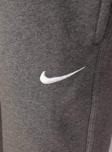 Nike Men's Club Charcoal Fleece Tracksuit Bottoms
