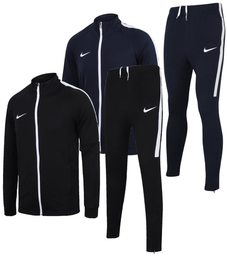 Nike Men's Dry Academy Dri-Fit Polyester Warm Up Full Tracksuit