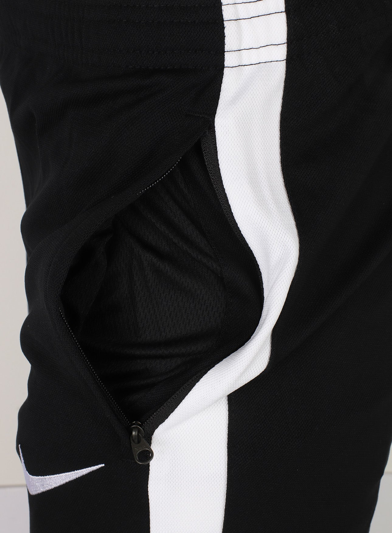 3f69f22a1f93 ... Nike Men s Dry Academy Black Dri-Fit Polyester Warm Up Full Tracksuit  ...